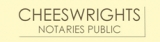 Cheeswrights Notaries Public